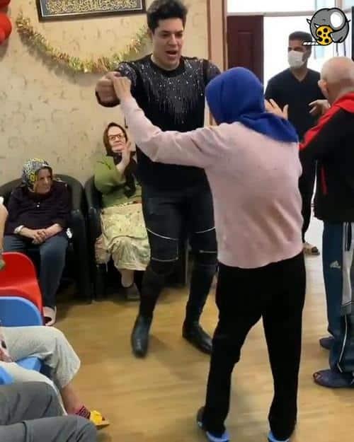 کلیپ رقص امیر آرتا