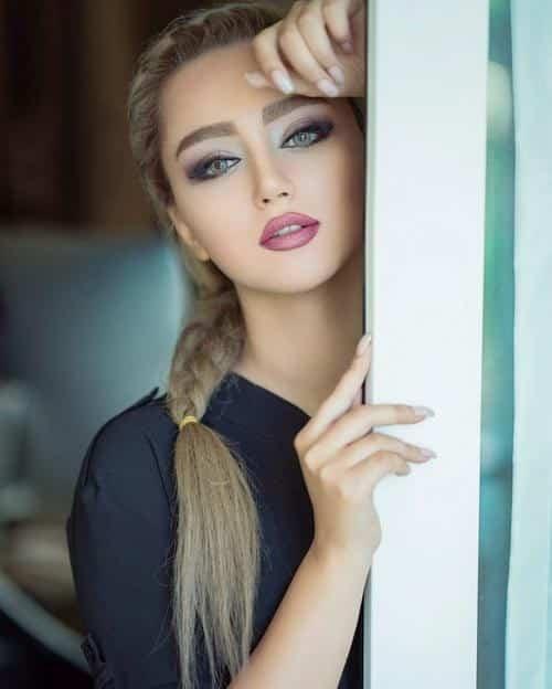 خانواده این مدل ایرانی
