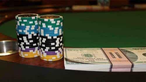 موقعیت اولیه در بازی پوکر