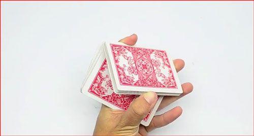 برش پاسور چگونه می توان یک کارت را با یک دست برش داد