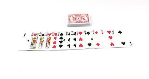 بازی جنگ نحوه بازی در جنگ «بازی با ورق»