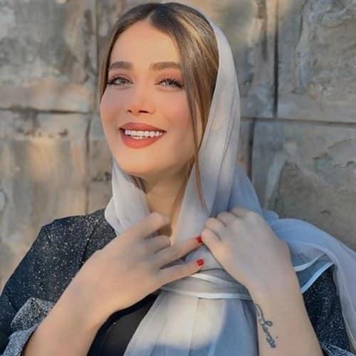 ساریسا حیدری قبل عمل