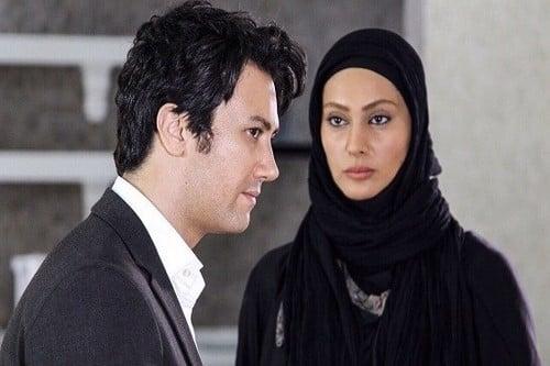صدف طاهریان در فیلم ایرانی