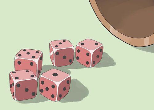 بازی تاس آموزش چگونه در تاس برنده شویم
