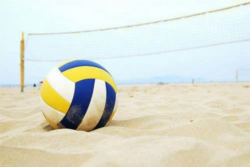 تعداد بازیکنان والیبال ساحلی