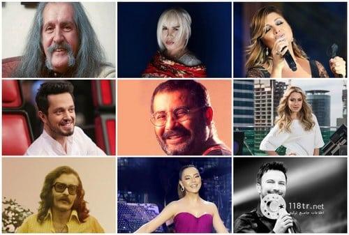 لیست بهترین رپر های ترکیه شامل چه کسانی می شود؟