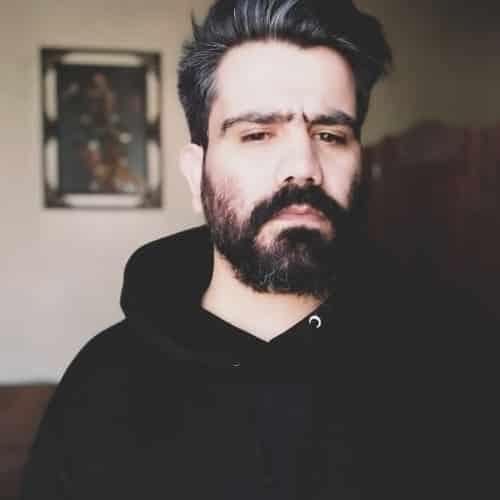 اینستاگرام علی سورنا