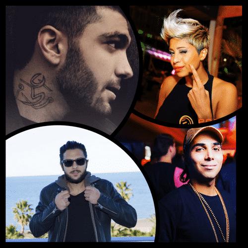 پر فروش ترین آلبوم فیت رپ فارس