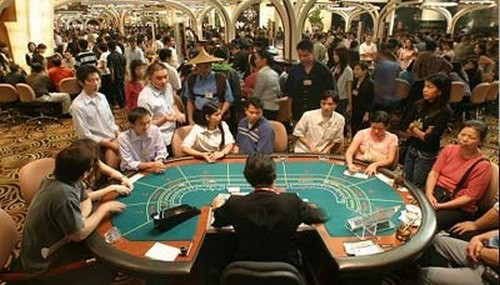 اکثر بازی های کازینویی Bellagio casino چه بازی هایی هستند؟