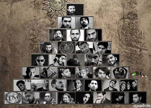 گروه های بزرگ رپ ایرانی چه کسانی هستند؟